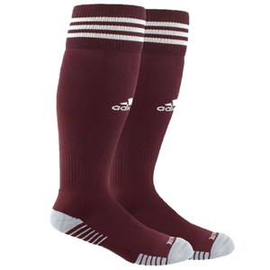 adidas Copa Zone Cushion IV Socks Maroon